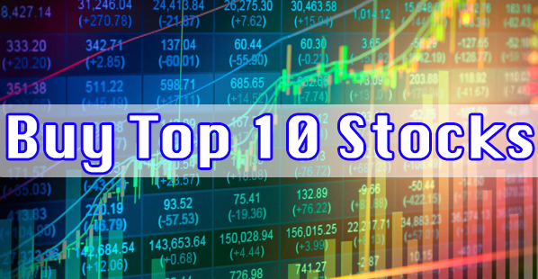 top 10 stocks to buy now