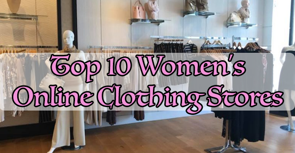 top 10 women's clothing stores