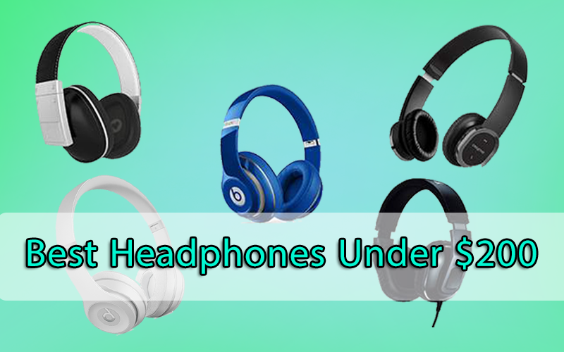best headphones under 200$